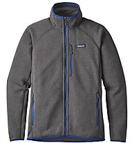 Patagonia Performance Better - Fleecejacke Skitour - Herren, Grey