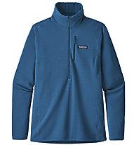 Patagonia R1 - Fleece-Pullover - Herren, Blue