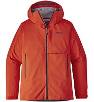 Patagonia Refugative - giacca hardshell trekking - uomo, Red