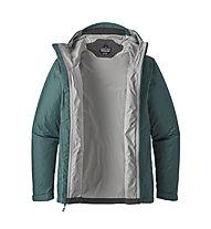 Patagonia M's Torrentshell - Hardshelljacke Trekking - Herren, Green
