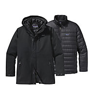 Patagonia Tres 3-in-1 Parka, Black
