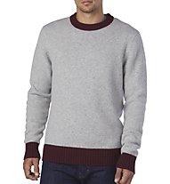 Patagonia Men's Reclaimed Wool Crewneck Sweater Herren Wollpullover, Grey