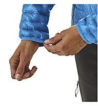 Patagonia Micro Puff - Hybridjacke mit Kapuze - Damen, Light Blue