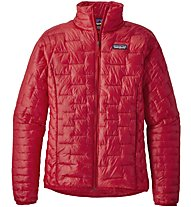 Patagonia Micro Puff - Hybridjacke Trekking - Damen, Light Red
