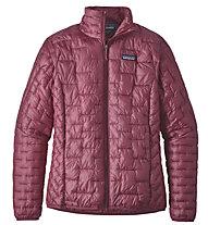 Patagonia Micro Puff - Hybridjacke Trekking - Damen, Pink