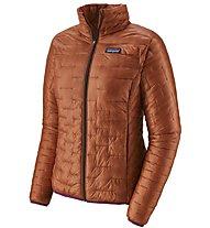 Patagonia Micro Puff - giacca trekking - donna, Orange