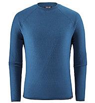 Patagonia Ms Capilene Air Crew - maglietta tecnica a maniche lunghe - uomo, Blue