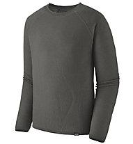Patagonia Ms Capilene Air Crew - maglietta tecnica a maniche lunghe - uomo, Grey