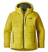 Patagonia Hyper Puff - Kapuzenjacke Skitouren - Herren, Yellow