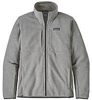 Patagonia M's Lightweight Better Sweater® - Fleecejacke - Herren, Grey