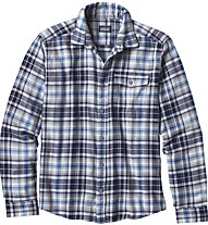 Patagonia Ms Long-Sleeved Shirt Camicia manica Lunga, Blue