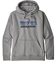 Patagonia P-6 Logo Uprisal Hoody - Kapuzenpullover - Herren, Grey