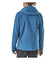 Patagonia Ms Pluma - giacca in GORE-TEX con cappuccio - uomo, Blue