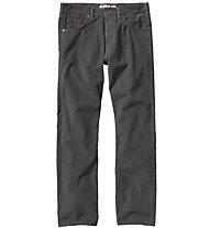 Patagonia Ms Straight Fit cords - pantaloni trekking - uomo, Dark Grey