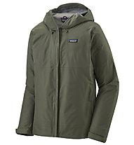 Patagonia Torrentshell 3L - giacca hardshell con cappuccio - uomo, Green