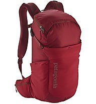 Patagonia Nine Trails Pack 20L - zaino arrampicata, Red