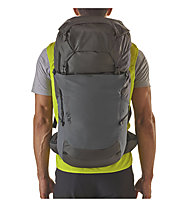 Patagonia Nine Trails Pack 36L - zaino alpinismo e arrampicata, Grey