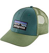Patagonia P-6 Logo Lopro Trucker - cappellino, Green