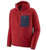 Patagonia R2 Tech Face - Softshelljacke Skitouren - Herren, Red