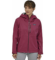 Patagonia Rainshadow - giacca hardshell - donna, Dark Pink