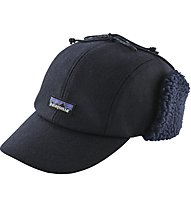 Patagonia Recycled Wool Ear Flap - cappellino - uomo, Blue