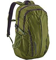Patagonia Refugio Pack 28L - zaino daypack, Green/Grey