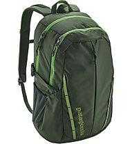 Patagonia Refugio Pack 28L - zaino daypack, Dark Green
