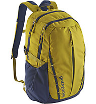 Patagonia Refugio Pack 28L - zaino daypack, Dark Yellow/Blue