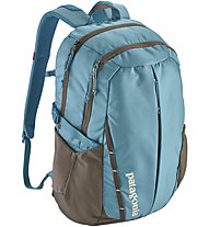Patagonia Refugio Pack 28L - zaino daypack, Light Blue/Grey