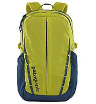 Patagonia Refugio Pack 28L - Tagesrucksack, Yellow/Blue