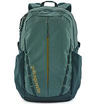 Patagonia Refugio Pack 28L - Tagesrucksack, Green/Yellow