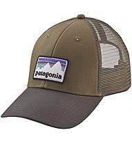 Patagonia Shop Sticker Patch Trucker - Schirmmütze - Herren, Brown