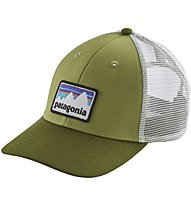 Patagonia Shop Sticker Patch Trucker - Schirmmütze - Herren, Green/White