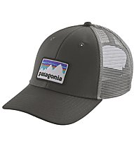 Patagonia Shop Sticker Patch Trucker - Schirmmütze - Herren, Grey