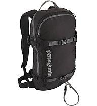 Patagonia SnowDrifter 20L - zaino scialpinismo/freeride, Black