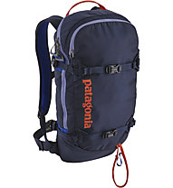 Patagonia SnowDrifter 20L - zaino scialpinismo/freeride, Dark Blue