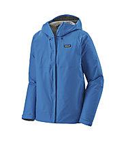 Patagonia Torrentshell 3L - giacca hardshell con cappuccio - uomo, Light Blue