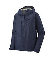 Patagonia Torrentshell 3L - giacca hardshell con cappuccio - uomo, Dark Blue
