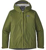 Patagonia Torrentshell - giacca hardshell - uomo, Green