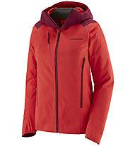Patagonia Upstride - Skitourenjacke - Damen, Red