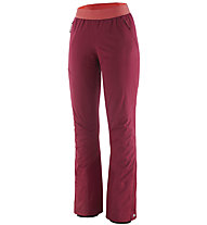 Patagonia Ws Upstride Pants, Dark Red
