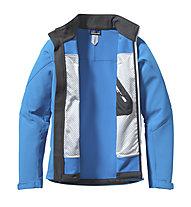 Patagonia Adze Jacke Damen, Andes Blue