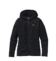 Patagonia Better Sweater Full-Zip Hoody giacca pile donna, Black