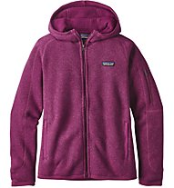 Patagonia Better Sweater - Fleecejacke mit Kapuze - Damen, Pink