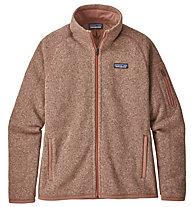 Patagonia Better Sweater - Fleecejacke Wandern - Damen, Orange