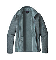 Patagonia Better Sweater - giacca in pile - donna, Light Green
