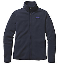 Patagonia Better Sweater - giacca in pile - donna, Blue