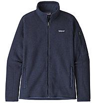 Patagonia Better Sweater - Fleecejacke Bergsport - Damen, Blue