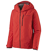 Patagonia Calcite - giacca in GORE-TEX - donna, Red