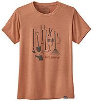 Patagonia Capilene® Cool Daily - T-Shirt - Damen, Red